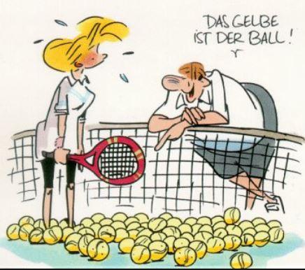 Prächtig Zum Schmunzeln... - Tennisclub Günzburg e.V. &XW_12